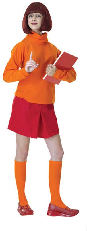 Scooby-Doo Velma Maskeraddräkt