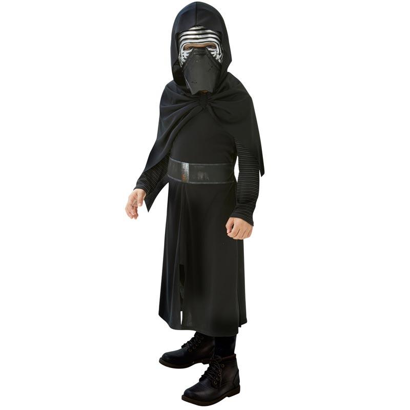 Star Wars Kylo Ren Dräkt Barn (Medium)