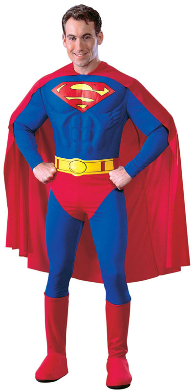 Superman Maskeraddräkt (Small) thumbnail