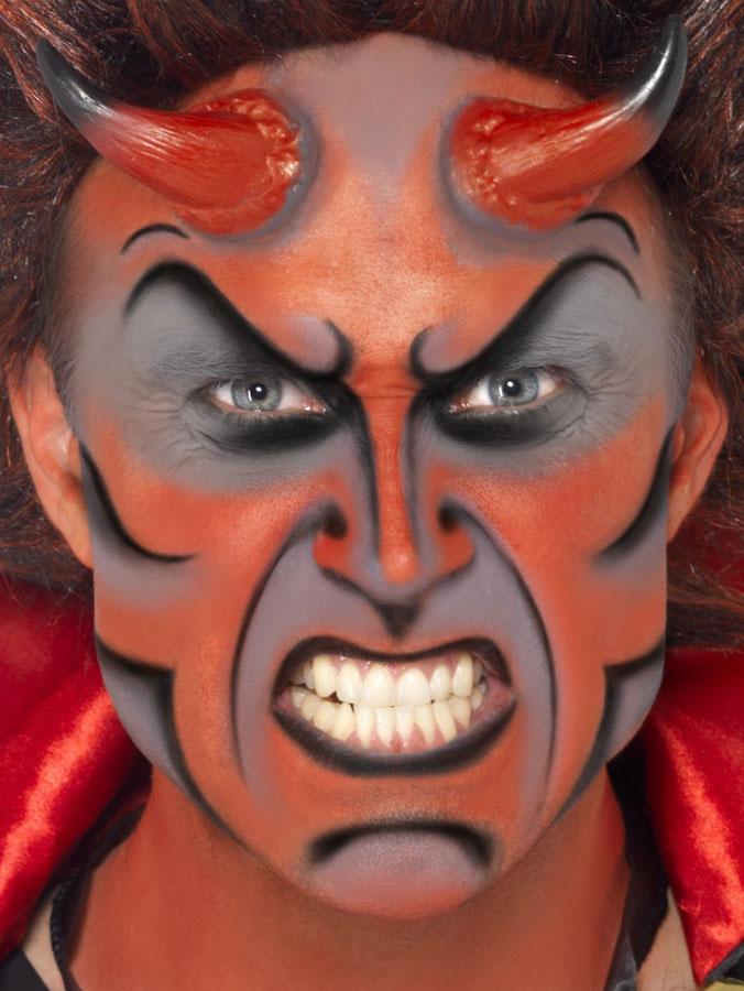 Djävul Makeup Kit