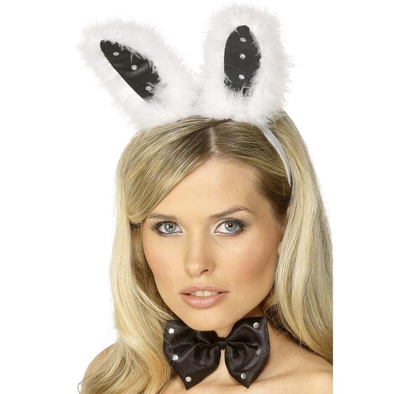 Kanin-produkter - Kanin Tillbehörskit Svart/Vit