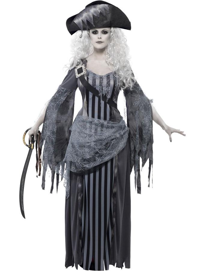 Prinsess Piratkvinna Spökdräkt (Small)