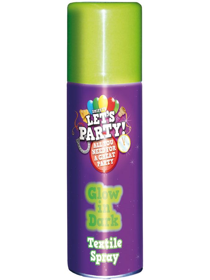 Självlysande Spray