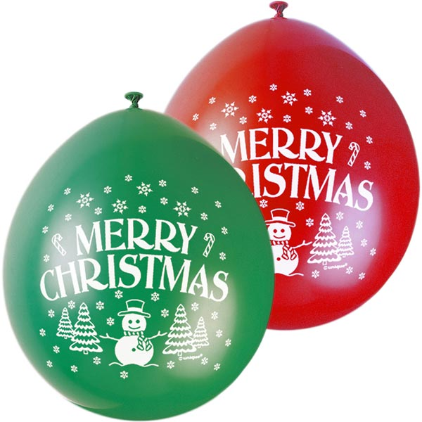 Ballonger Merry Christmas
