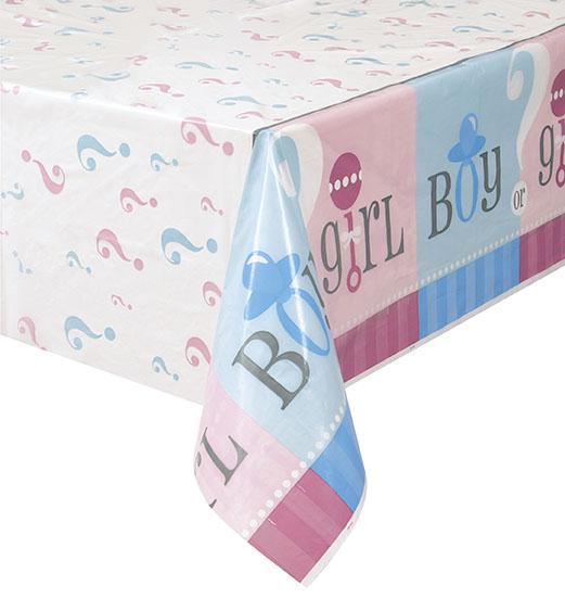 Boy or Girl Bordsduk