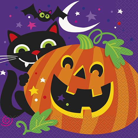 Halloween Servetter