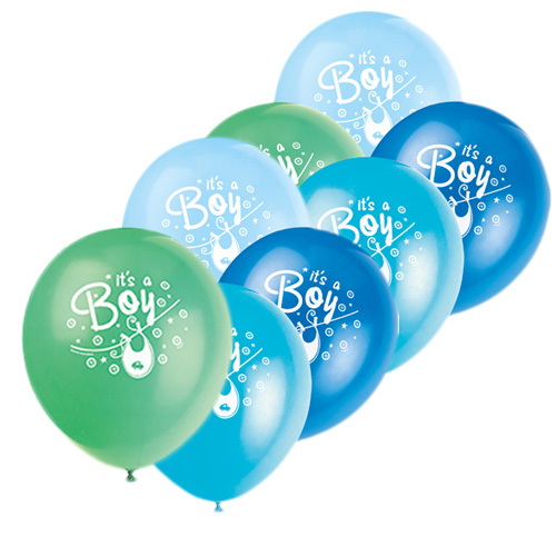 It's a Boy Baby Shower Ballonger