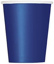 Marinblå Muggar