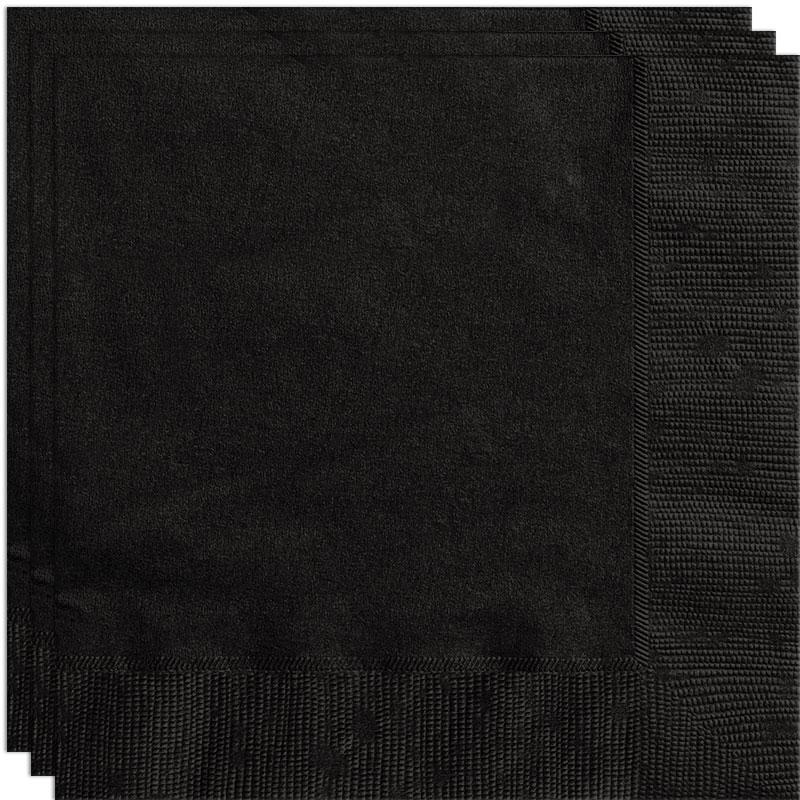 Svarta Servetter