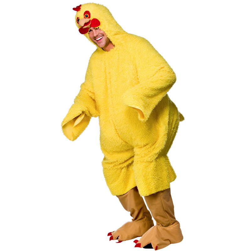 Gigantisk Kycklingdräkt