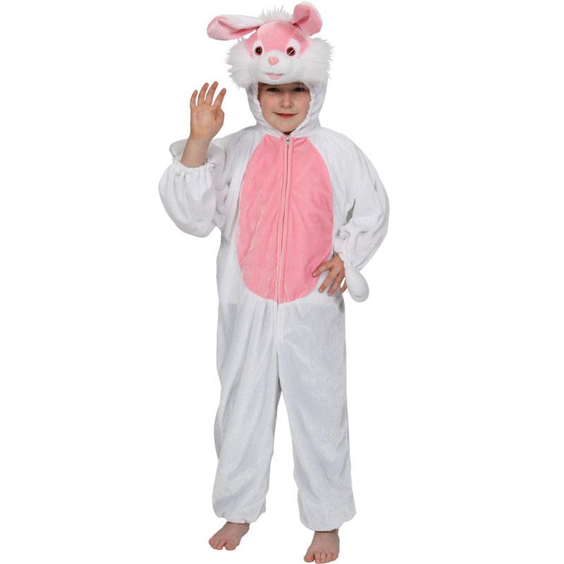Kanindräkt Barn (Small (2-3 år))