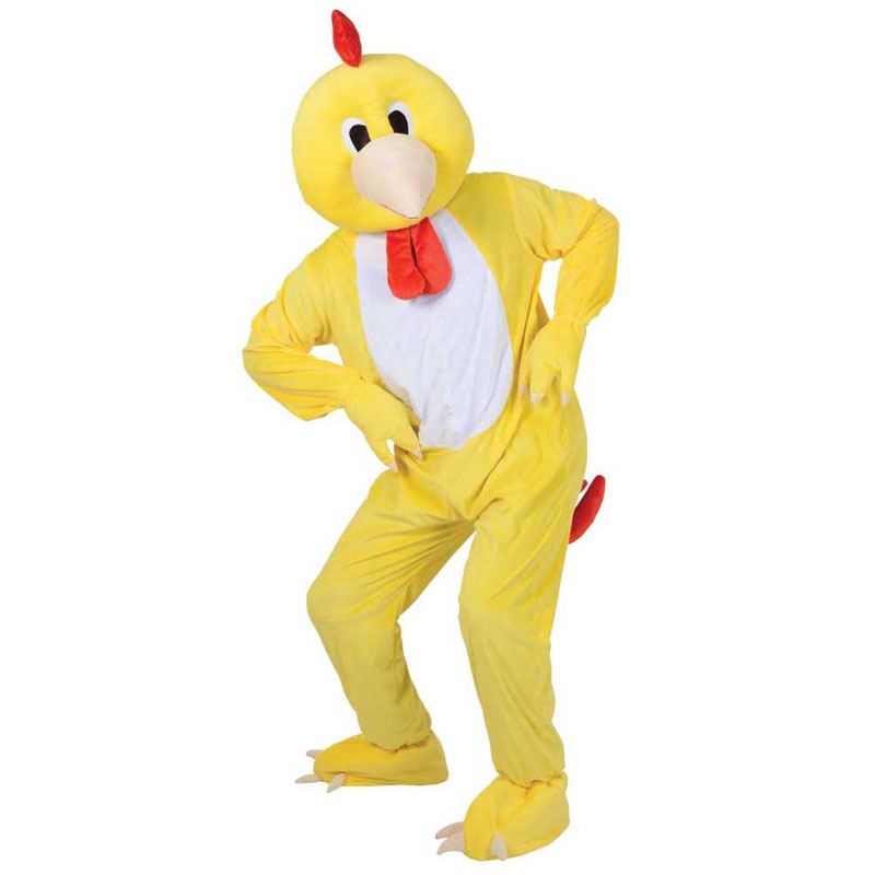 Kycklingdräkt Maskot