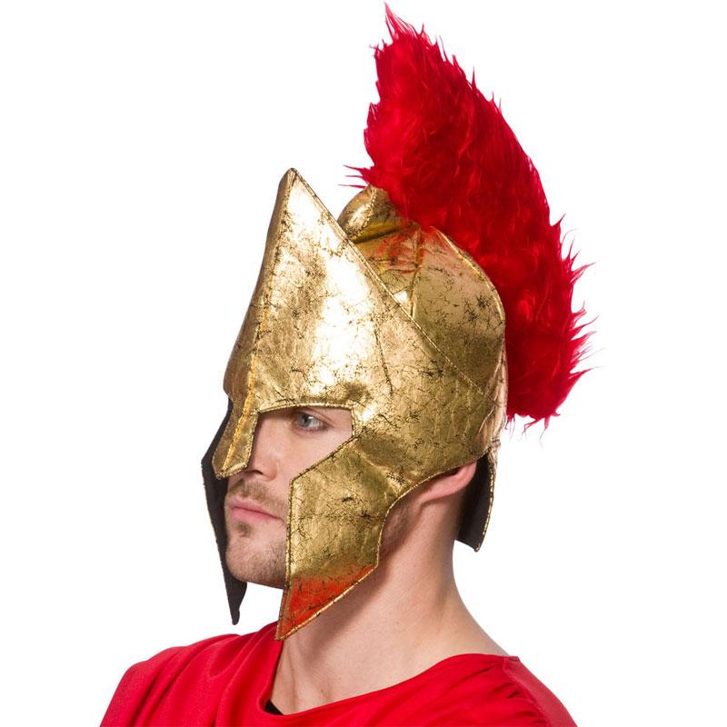 Spartan Hjälm Guld thumbnail