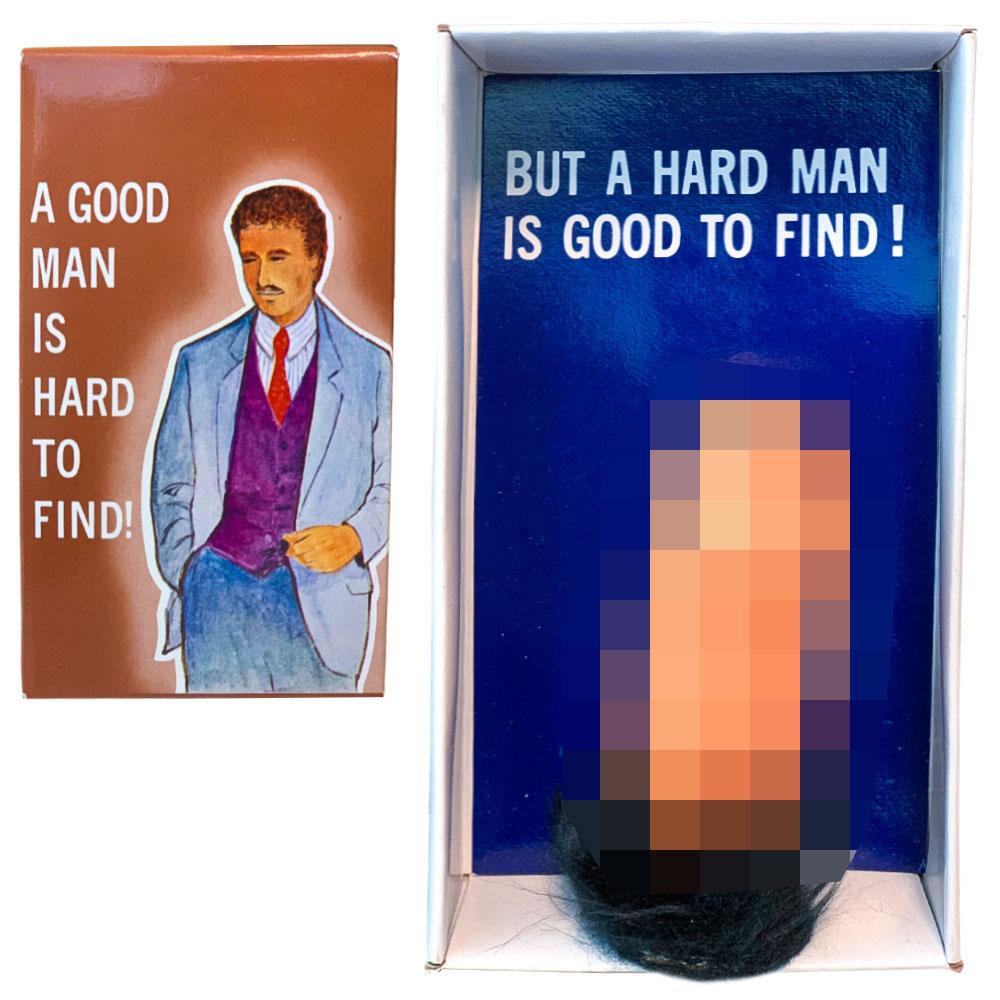 A Good Man Is Hard To Find Skämtpresent