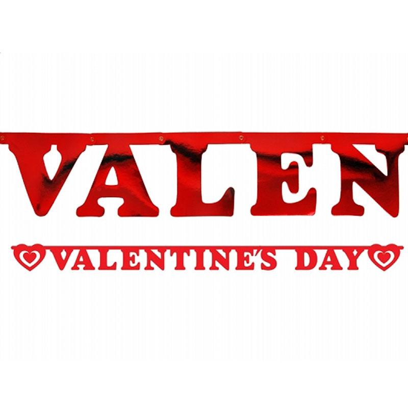 Alla Hjärtans Dag Girlang