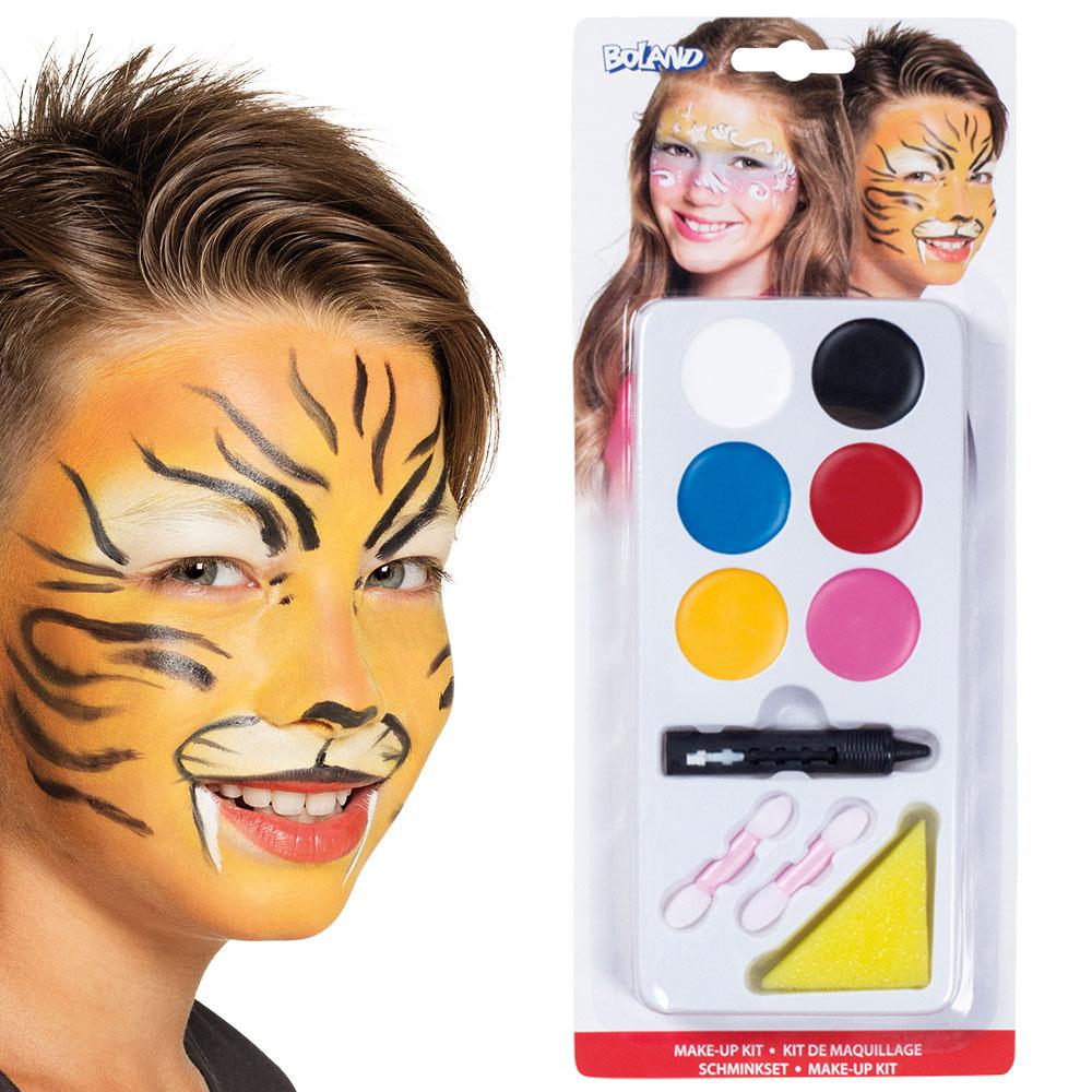 Ansiktsfärg Palett Kit