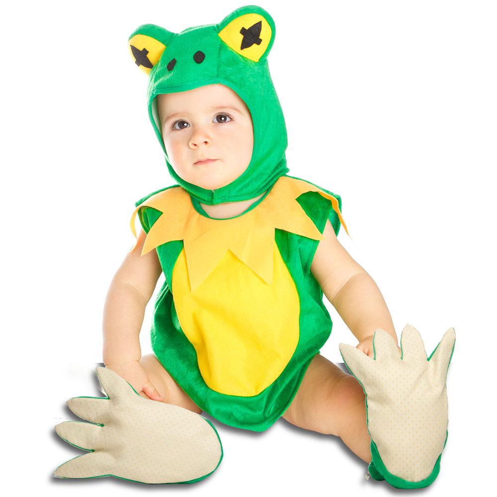 Baby Froggy Maskeraddräkt (0-6 mån)