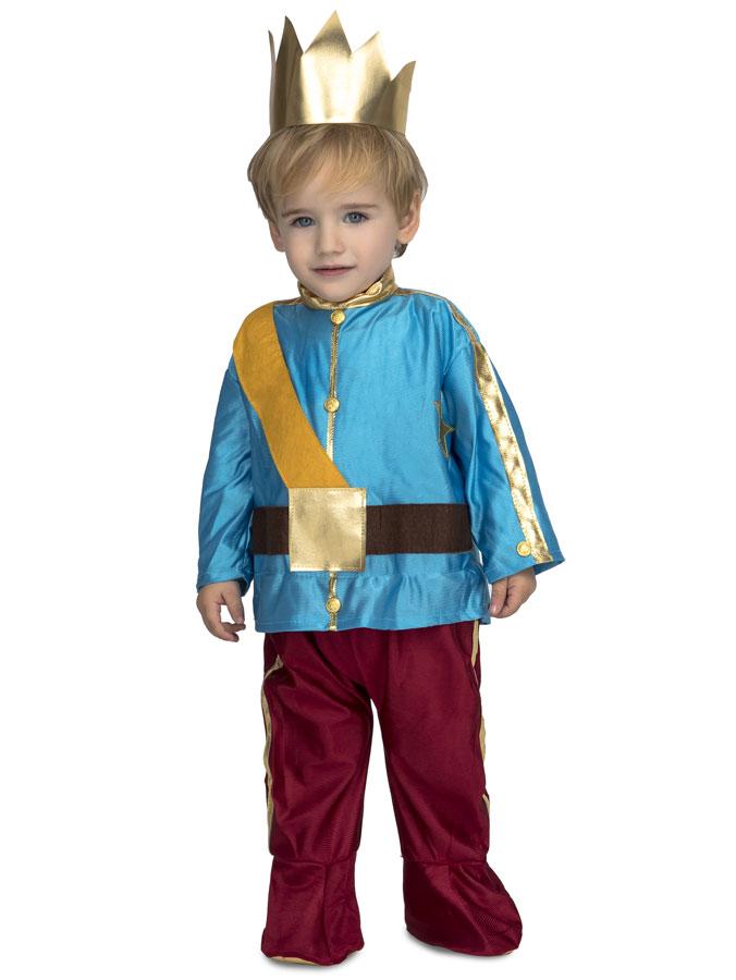 Baby Prince Maskeraddräkt Barn (0-6 mån)