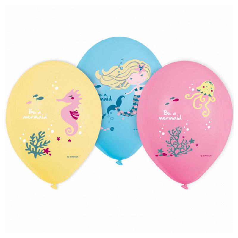 Ballonger Sjöjungfru