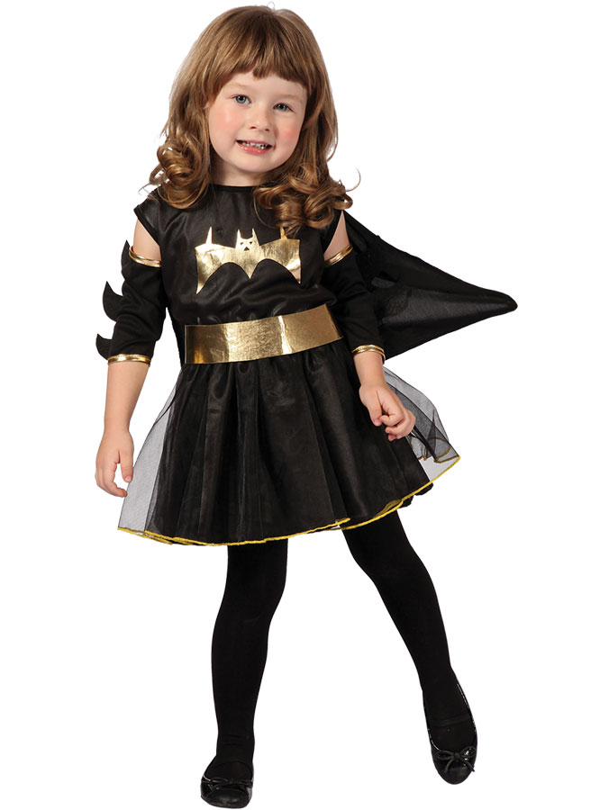 Bat Hero Maskeraddräkt Barn