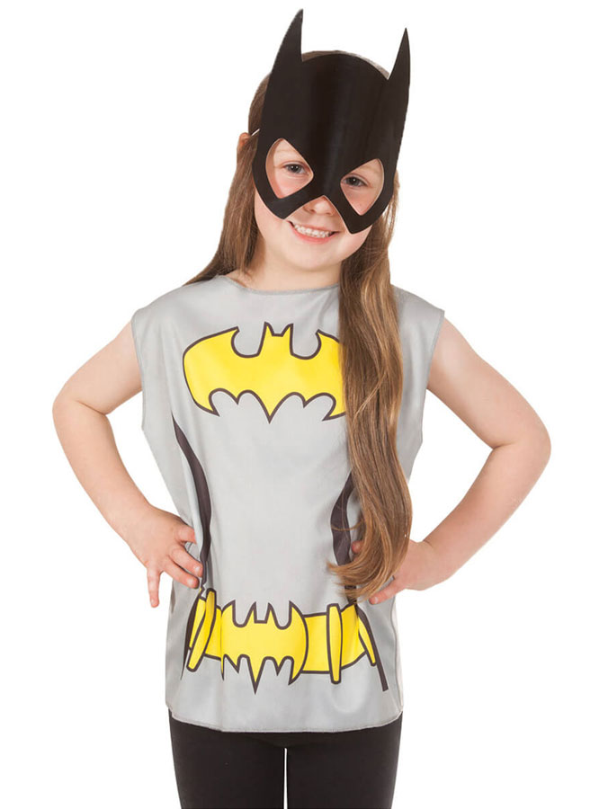 Batgirl Dress-Up Set Barn