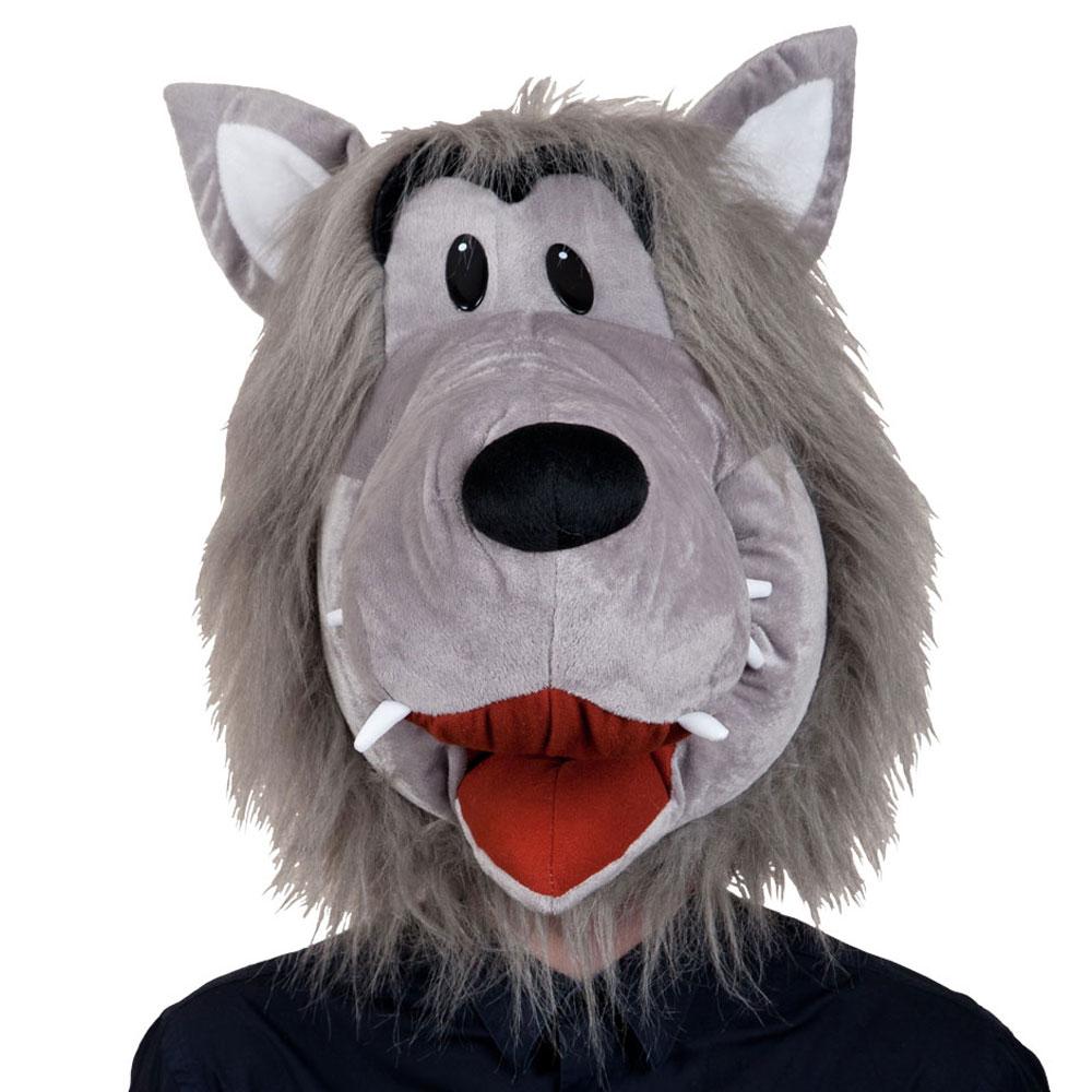 Big Bad Wolf Vargmask