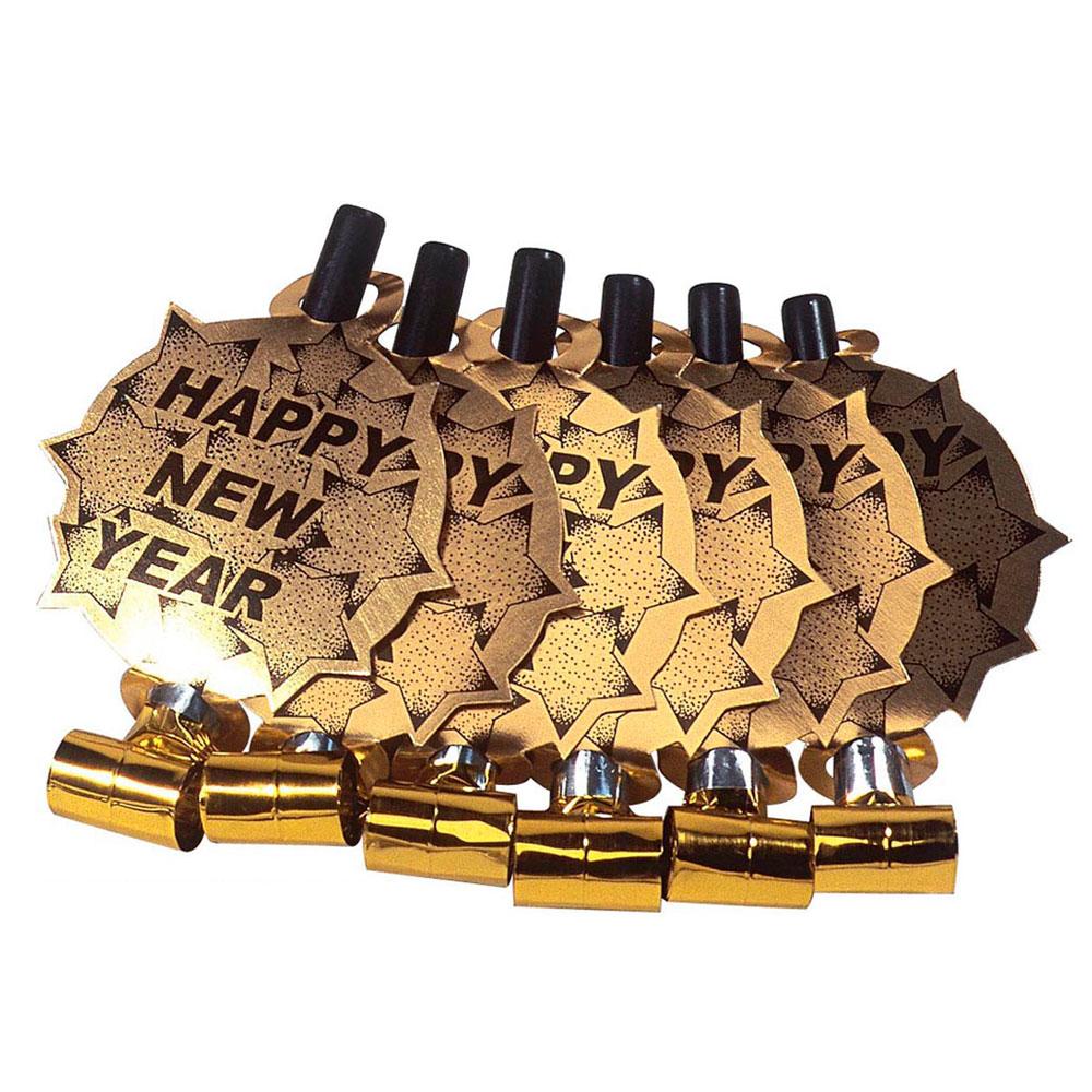 Blåsormar Nyår Guld