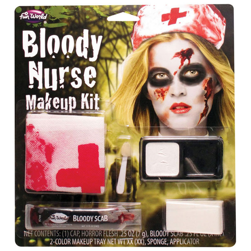 Bloody Nurse Sminkset