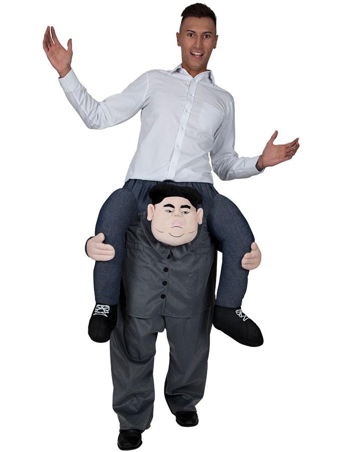 Carry Me Diktator Dräkt