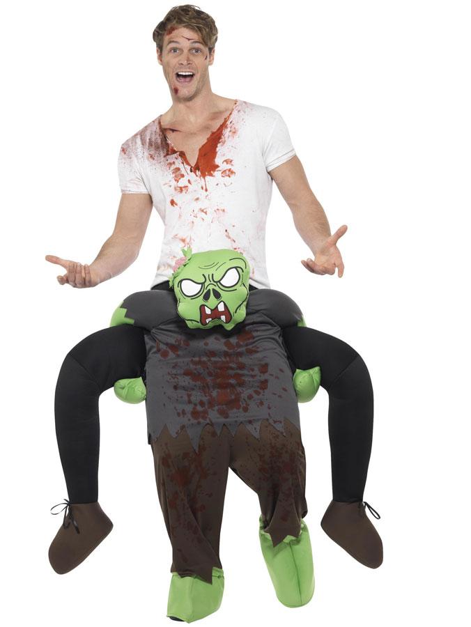 Carry Me Dräkt Zombie