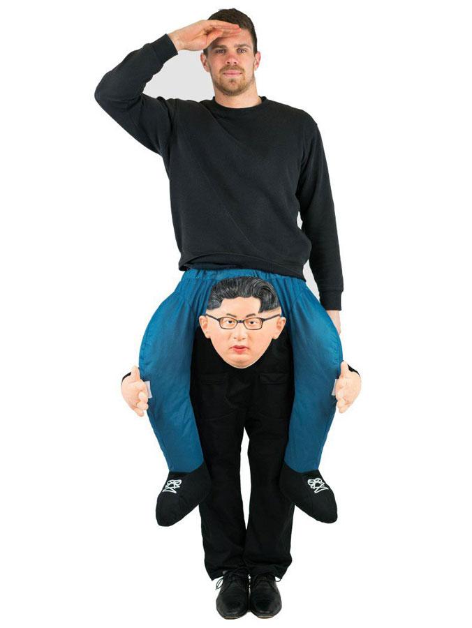 Carry Me Kim Jong-Un Dräkt