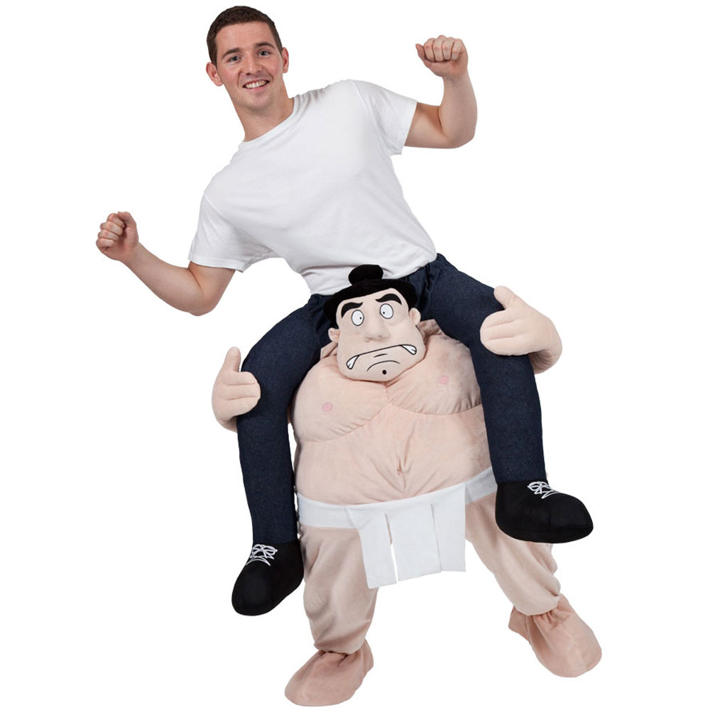 Carry Me Sumodräkt