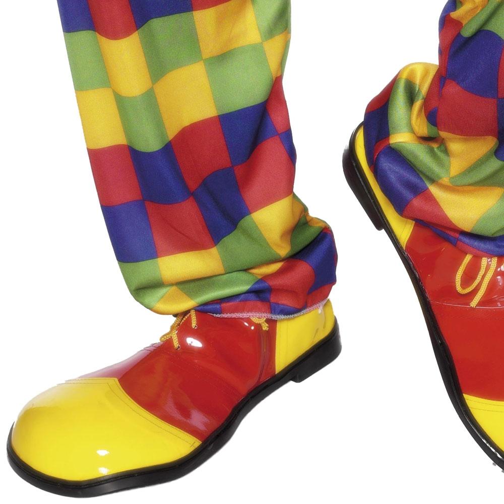 Clownskor Deluxe