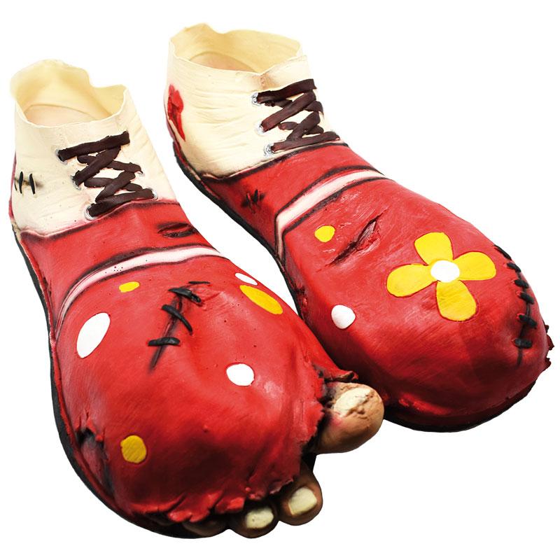 Köp Clownskor i Latex till bra pris → 199 kr → Clownskor