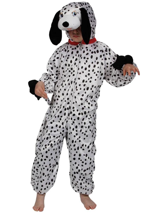 Dalmatiner Maskeraddräkt Barn (Small (2-3 år))