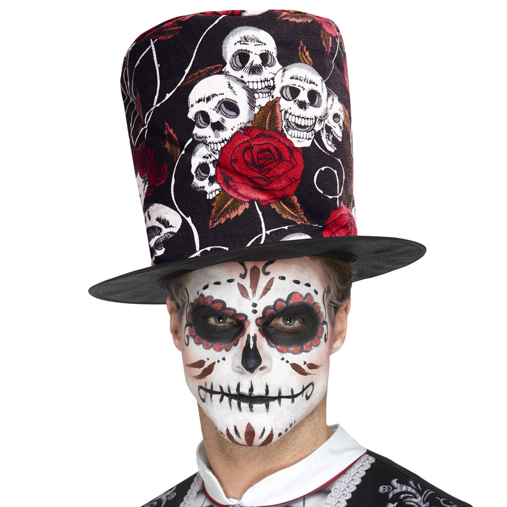 Day Of The Dead Hög Hatt