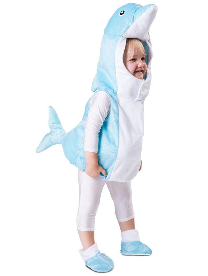 Delfin Maskeraddräkt Barn (12-24 mån)