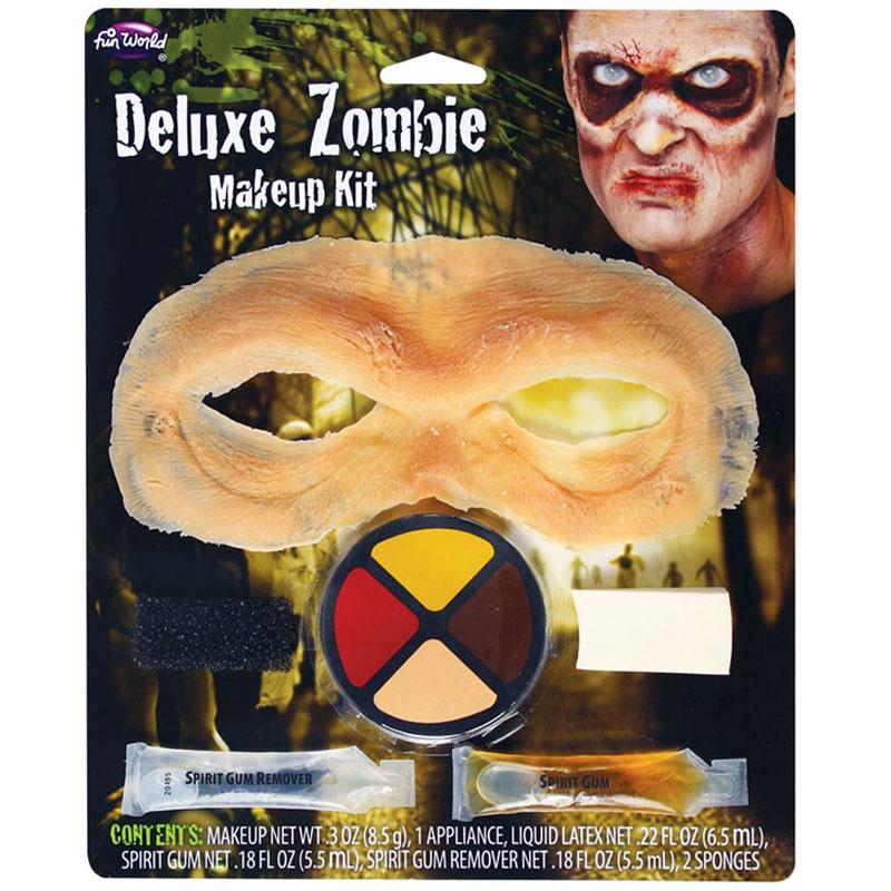 Deluxe Zombie Sminkset