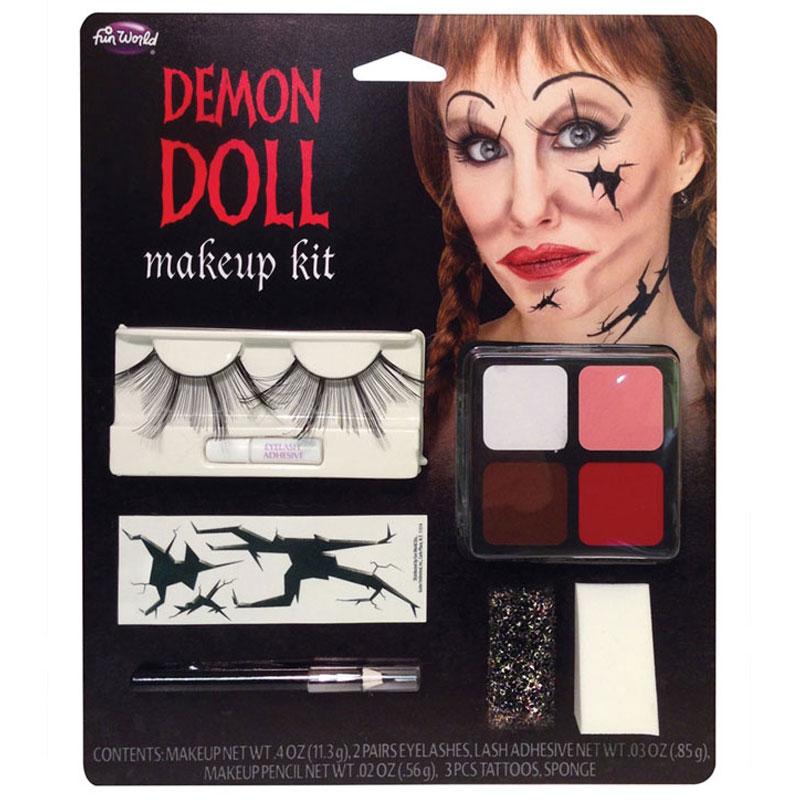 Demon Doll Sminkset