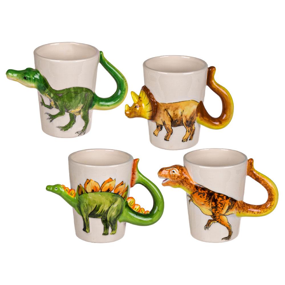 Dinosaurie Mugg