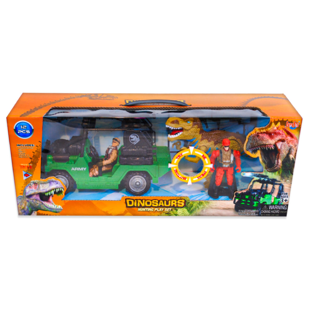 Dinosaurie T Rex Leksaksset