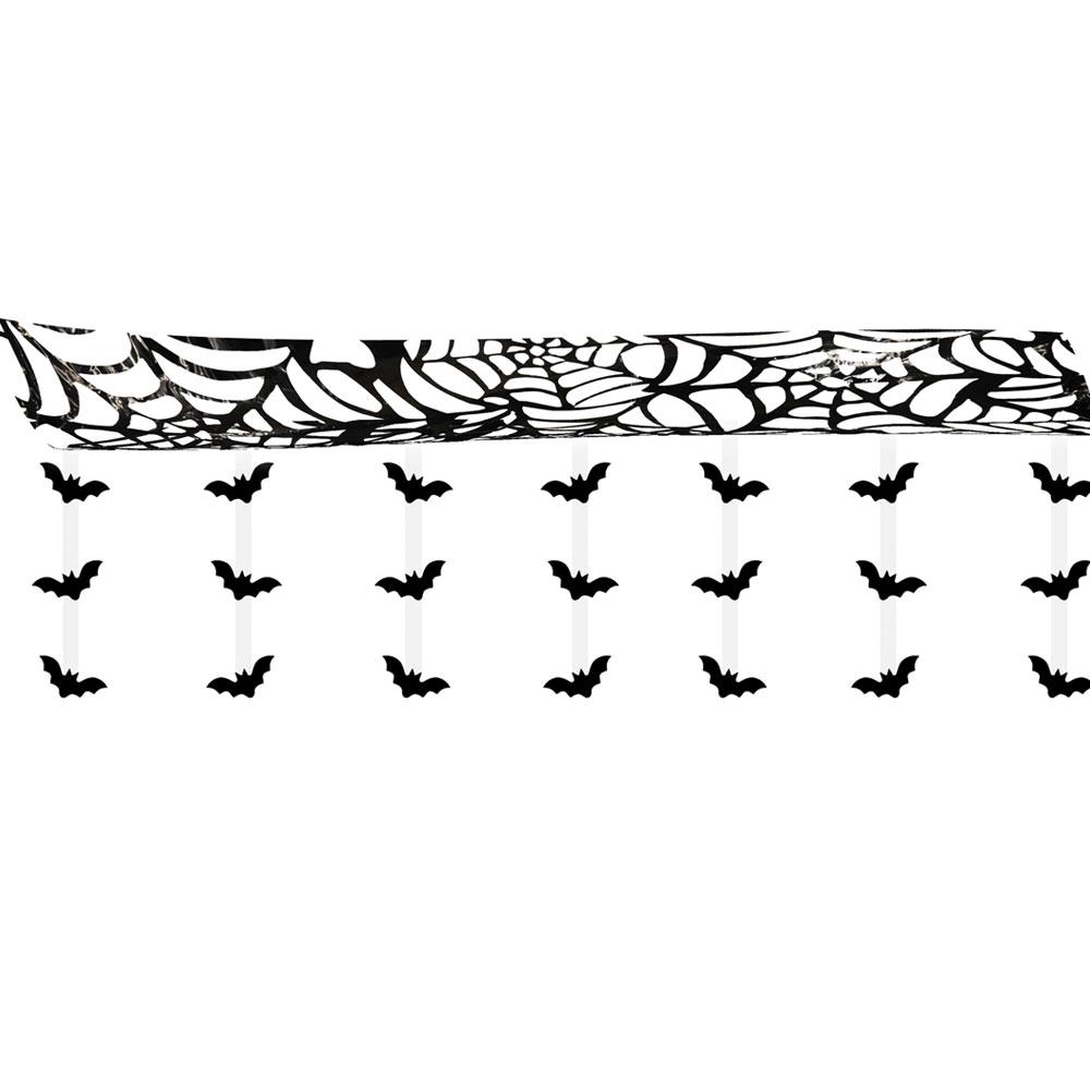 Fladdermöss Halloween Girlang