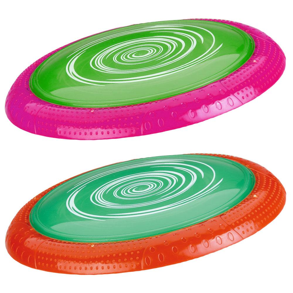 Frisbee med Mjuk Kant