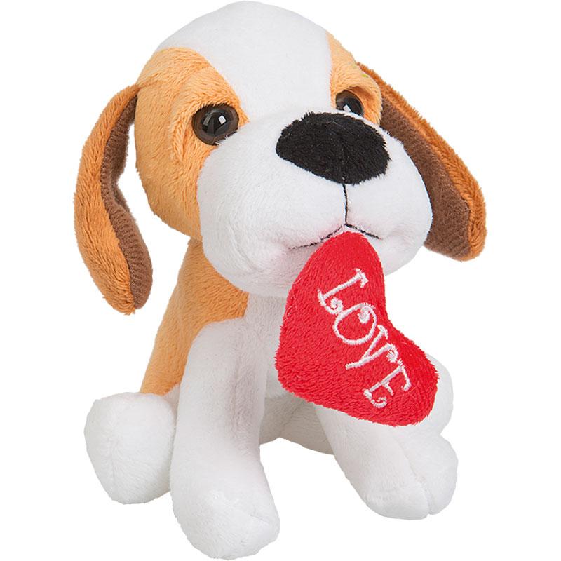 Gosedjur Hund med Hjärta