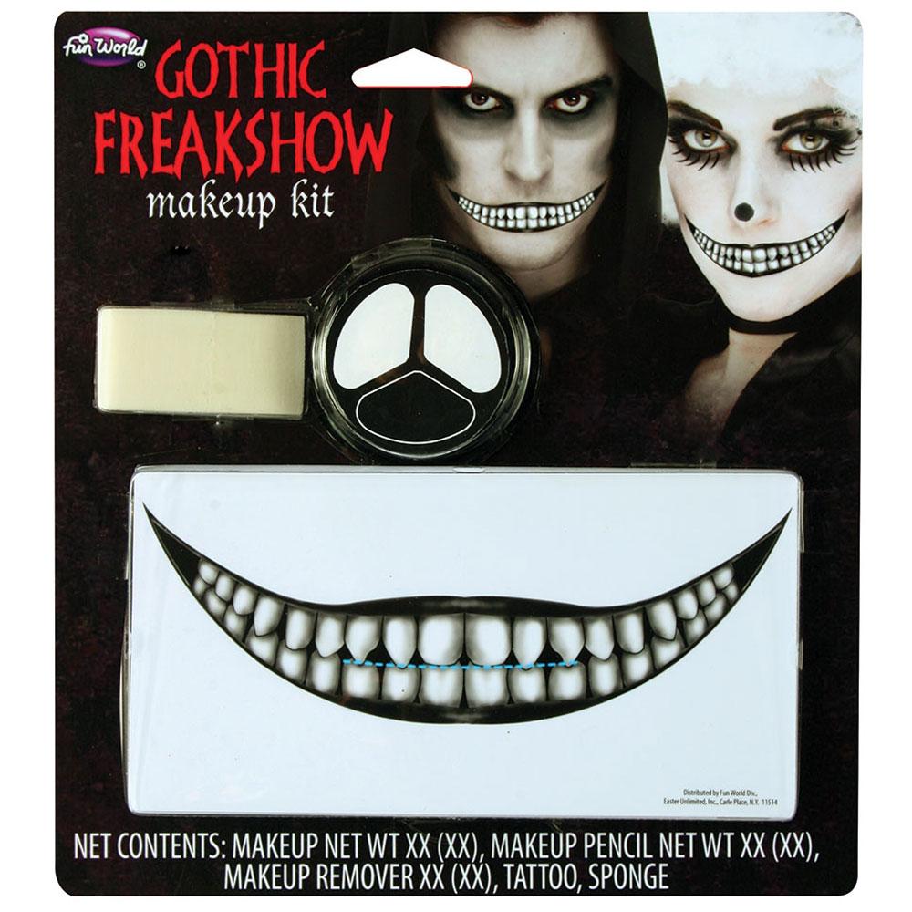 Gothic Freakshow Sminkset
