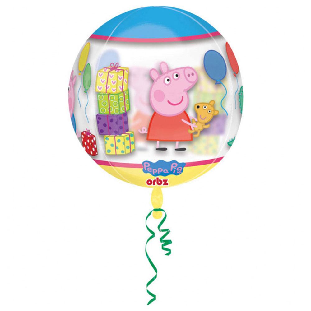 Greta Gris Orbz Folieballong