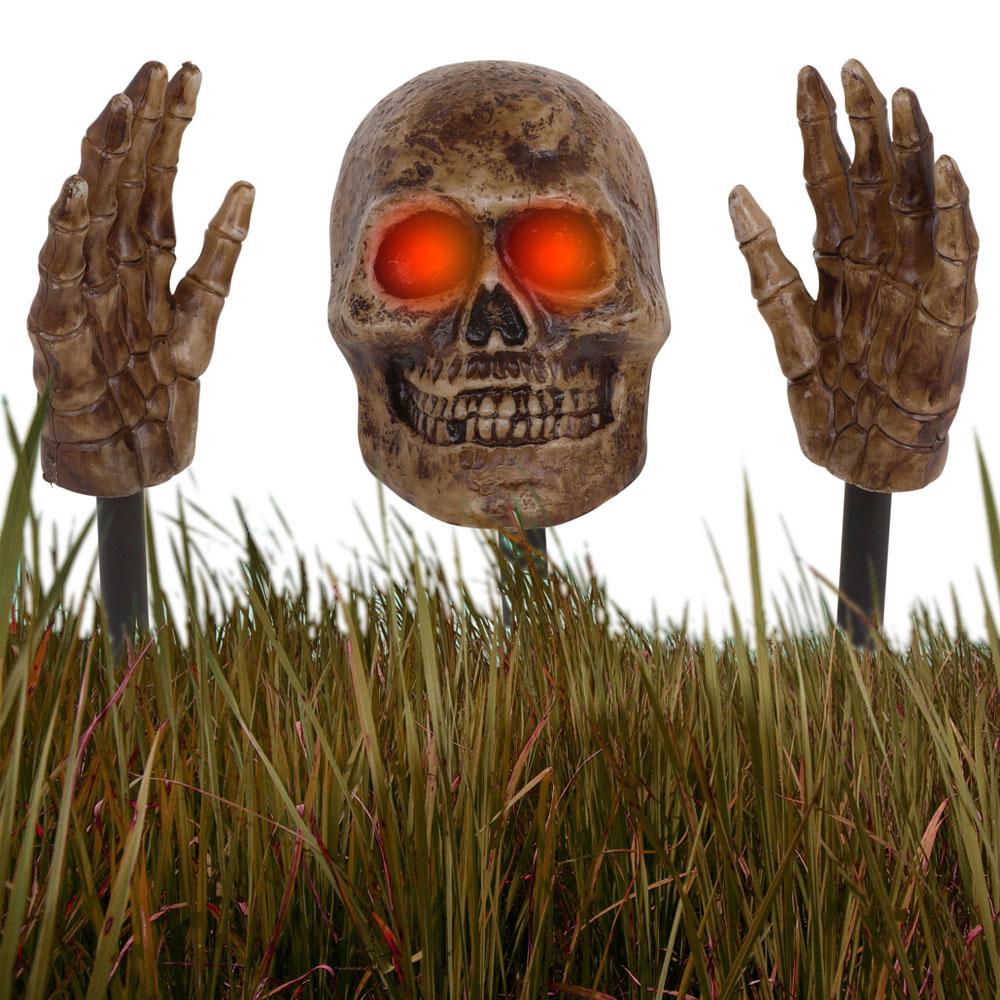 Halloween Skelett Dekoration till Trädgård