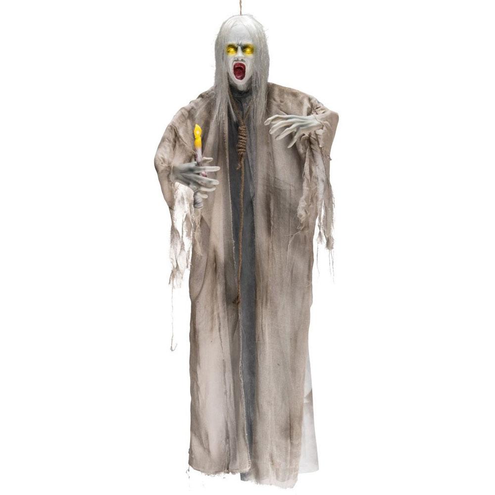 Hängande Spöke med Ljus Prop