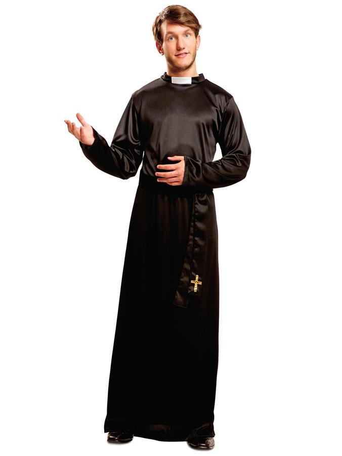 Helig Präst Maskeraddräkt