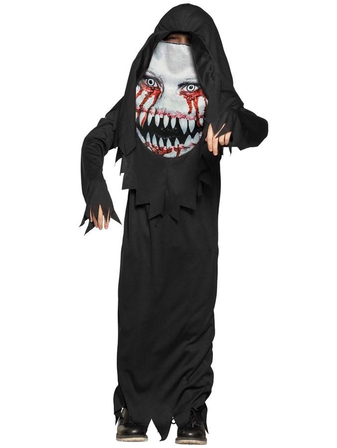 Horror Harry Maskeraddräkt Barn (Small (4-6 år))